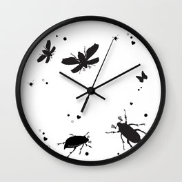 MayBug Wall Clock