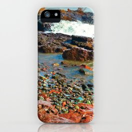 Rocky Shore 2 iPhone Case