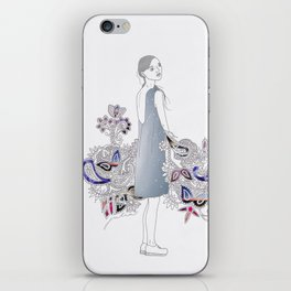 Paisley Party  iPhone Skin