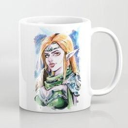 Elf Female Coffee Mug