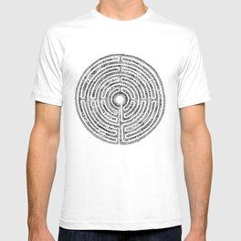 Chartres Garden T-shirt
