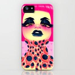 eyes on you iPhone Case