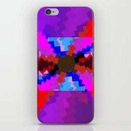 Intersection iPhone Skin
