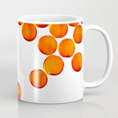 Crystal Balls Orange Mug