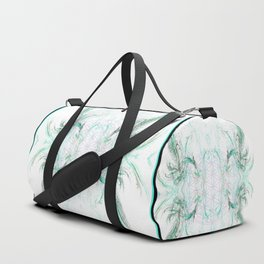 smoke on the flower of life Duffle Bag