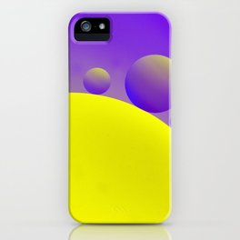 Hitching A Ride iPhone Case