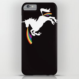 Double Rainbows of Roller Derby  iPhone Case