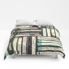 Cassettes Comforters