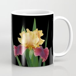 Iris 'Supreme Sultan' Coffee Mug