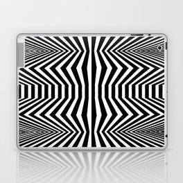 Angled Distortion Laptop & iPad Skin