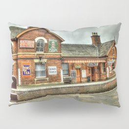Bewdley Heritage Railway Station Pillow Sham