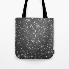 Logic Will Get You From Point A to Point B (Geometric Web/Constellations) Tote Bag