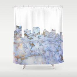 Fort Lauderdale Florida Shower Curtain
