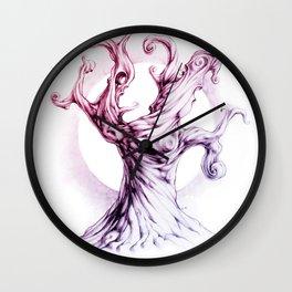 MusicTree Wall Clock