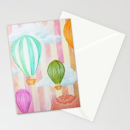Balões Stationery Cards