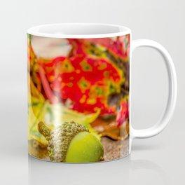 Autumn Leafs (Color) Coffee Mug