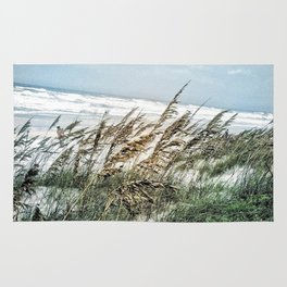 Florida Sand Dunes Rug