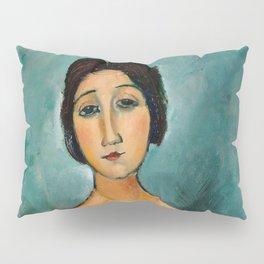 """Amedeo Modigliani """"Christina"""" Pillow Sham"""