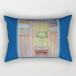 The Study Rectangular Pillow