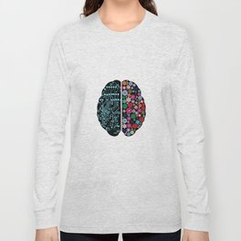 Brain Long Sleeve T-shirt