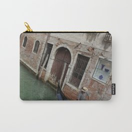 THIS MUST BE THE PLACE: VENICE Carry-All Pouch