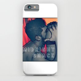 Midnight Snack iPhone Case