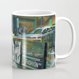 New York Taxi Coffee Mug