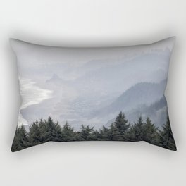 Shades of Obscurity Rectangular Pillow