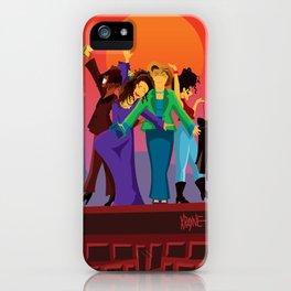 Living Single iPhone Case
