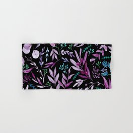 Eucalyptus Violet Hand & Bath Towel