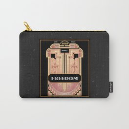 Art Deco FREEDOM 2018 – Notebooks & more Carry-All Pouch