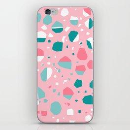Airhead - memphis throwback retro vintage pastel pink palm springs socal california dreamer pop art iPhone Skin