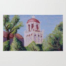 Stanford Clocktower Rug