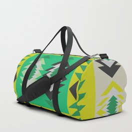 Fresh ethnic decor Duffle Bag