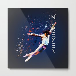Fanfare for Nureyev Metal Print
