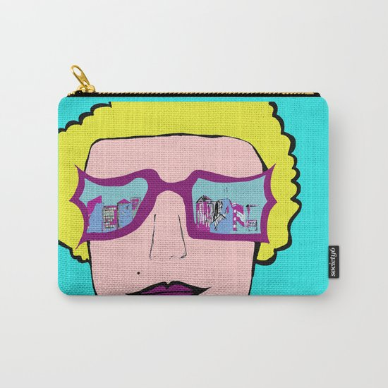 City glasses Carry-All Pouch