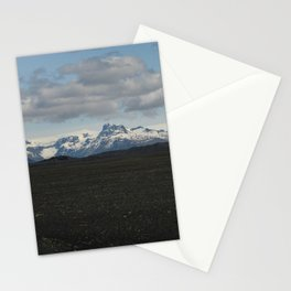 land of fire and ice Stationery Cards