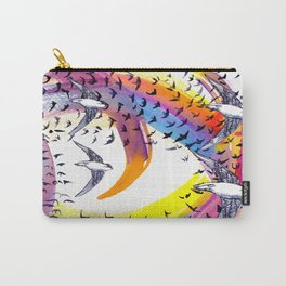 Spin and Spin Carry-All Pouch