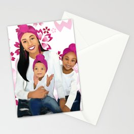 Role Model Stationery Cards