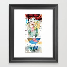 LA MACHINE #2 Framed Art Print