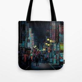 Tokyo Nights / Kabukicho Nights / Liam Wong Tote Bag