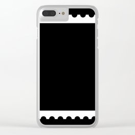 Stamp Clear iPhone Case
