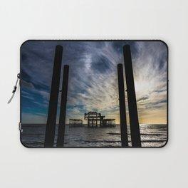 Brighton Seascape II Laptop Sleeve