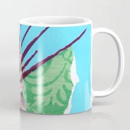 Hellebore Blue Coffee Mug