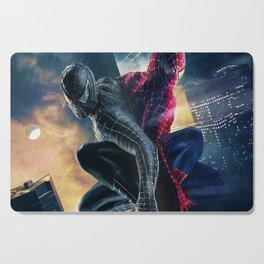 Amazing Spider Man Cutting Board