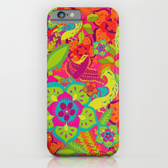Birds in Hiding iPhone & iPod Case