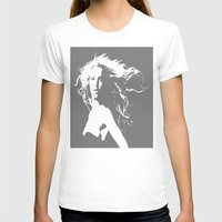 britney T-shirts featuring Pretty Britney by Dora Birgis
