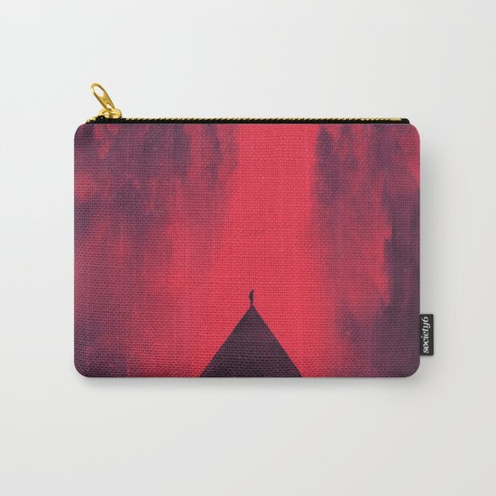 reD Dream Carry-All Pouch