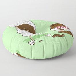 Pamper yourself Floor Pillow
