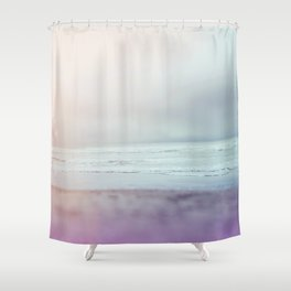 Ocean Pastel Shower Curtain
